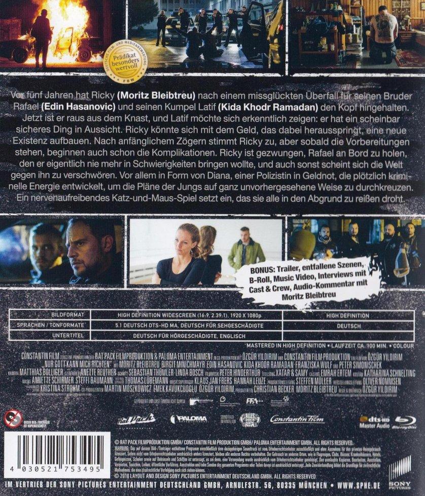 Nur Gott Kann Mich Richten Dvd Oder Blu Ray Leihen Videobusterde