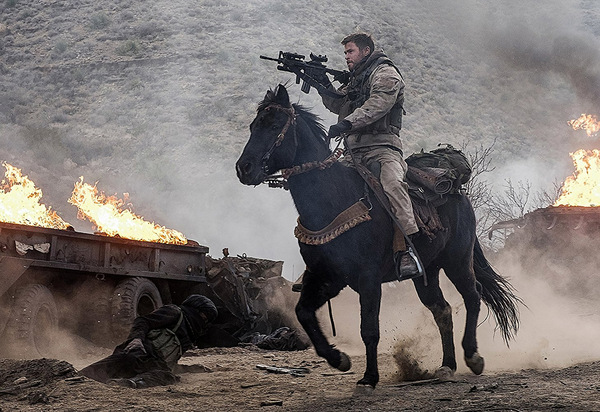 Chris Hemsworth in 'Operation: 12 Strong'