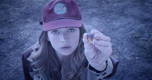 Britt Robertson in 'A World Beyond'