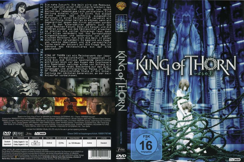 King Of Thorn Stream Deutsch