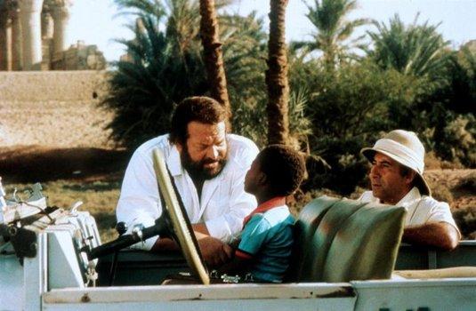 Plattfuß am Nil
