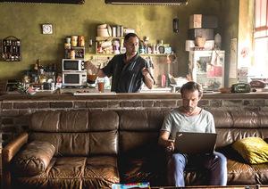 Moritz Bleibtreu & Lucas Gregorowicz im 'Lammbock' Sequel 'Lommbock' © Wild Bunch