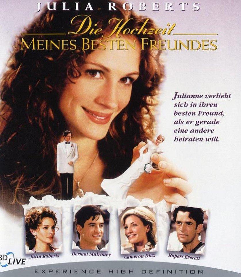 Die Hochzeit Meines Besten Freundes Trailer Deutsch