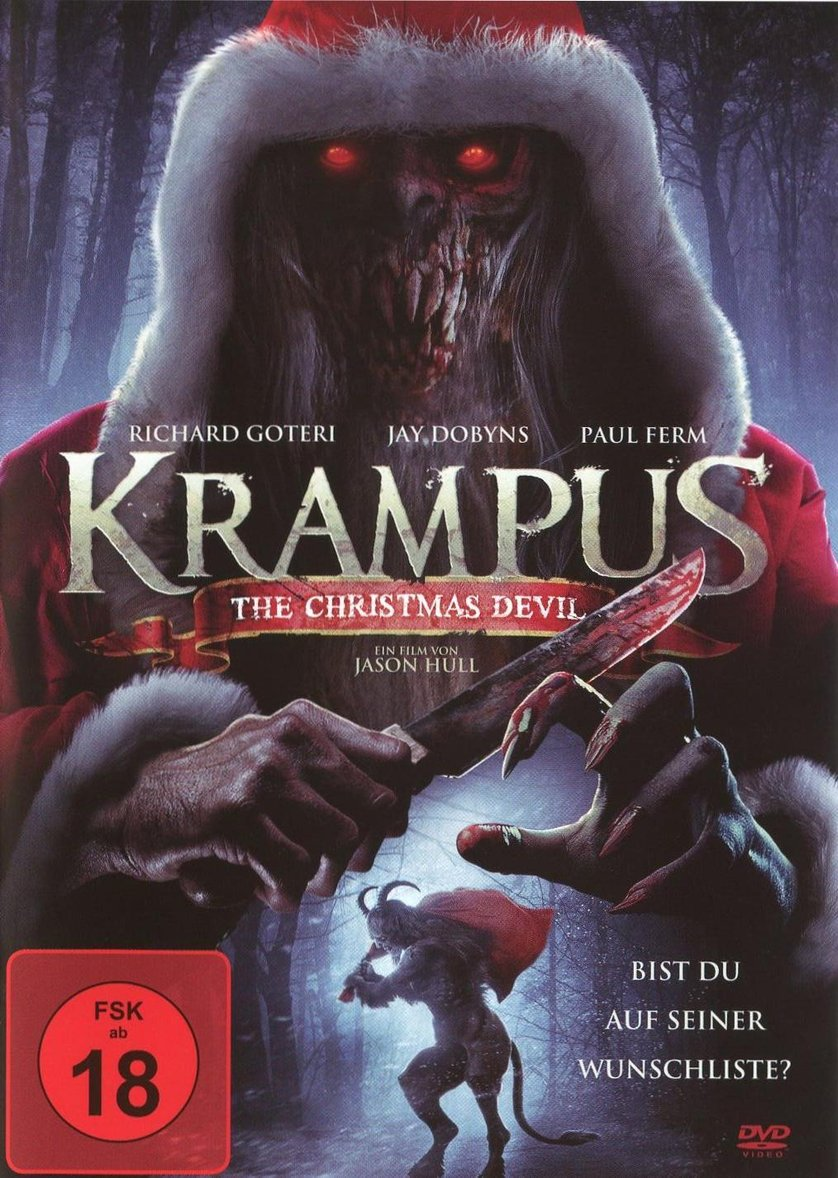 Krampus - The Christmas Devil: DVD, Blu-ray oder VoD leihen ...