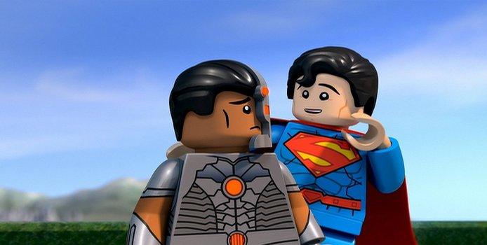 LEGO DC Comics Super Heroes: Gerechtigkeitsliga - Angriff der Legion der Verdammnis