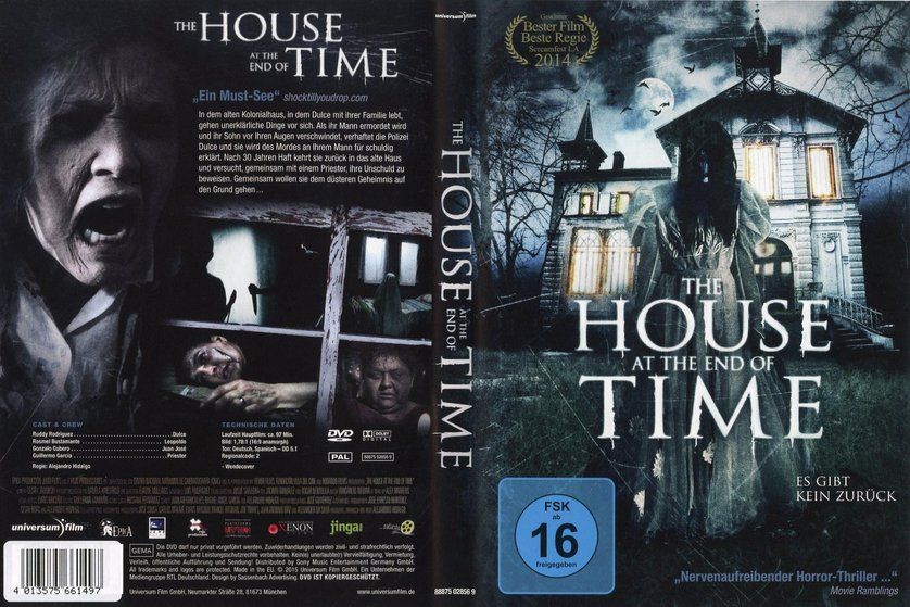 the house at the end of time dvd blu ray oder vod leihen. Black Bedroom Furniture Sets. Home Design Ideas