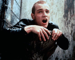 1996: Ewan McGregor in 'Trainspotting'