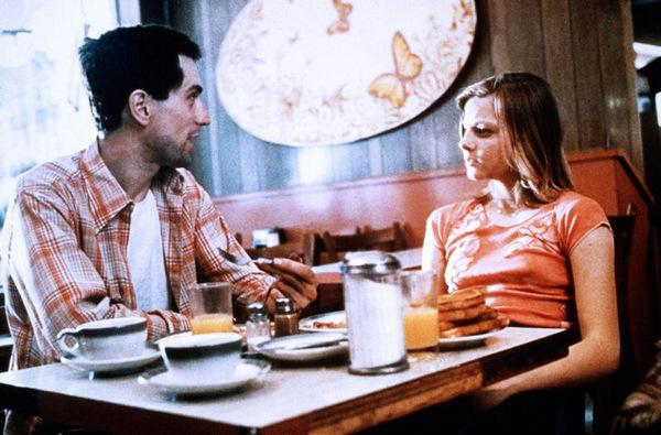 Robert De Niro und Jodie Foster in 'Taxi Driver' © Columbia Pictures 1976