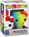 Hello Kitty Pride 2020 - Hello Kitty (Rainbow) Vinyl Figur 28 powered by EMP (Funko Pop!)