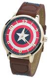 Captain America Captain America Logo powered by EMP (Armbanduhren)
