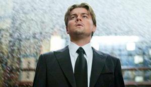 DiCaprio 2010 in Inception