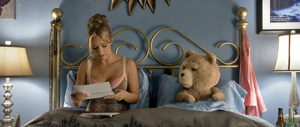 Jessica Barth in 'Ted 2'