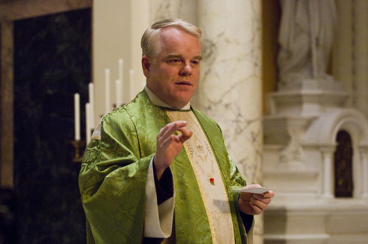 Philip Seymore Hoffman in 'Glaubensfrage' (USA 2008) © Miramax