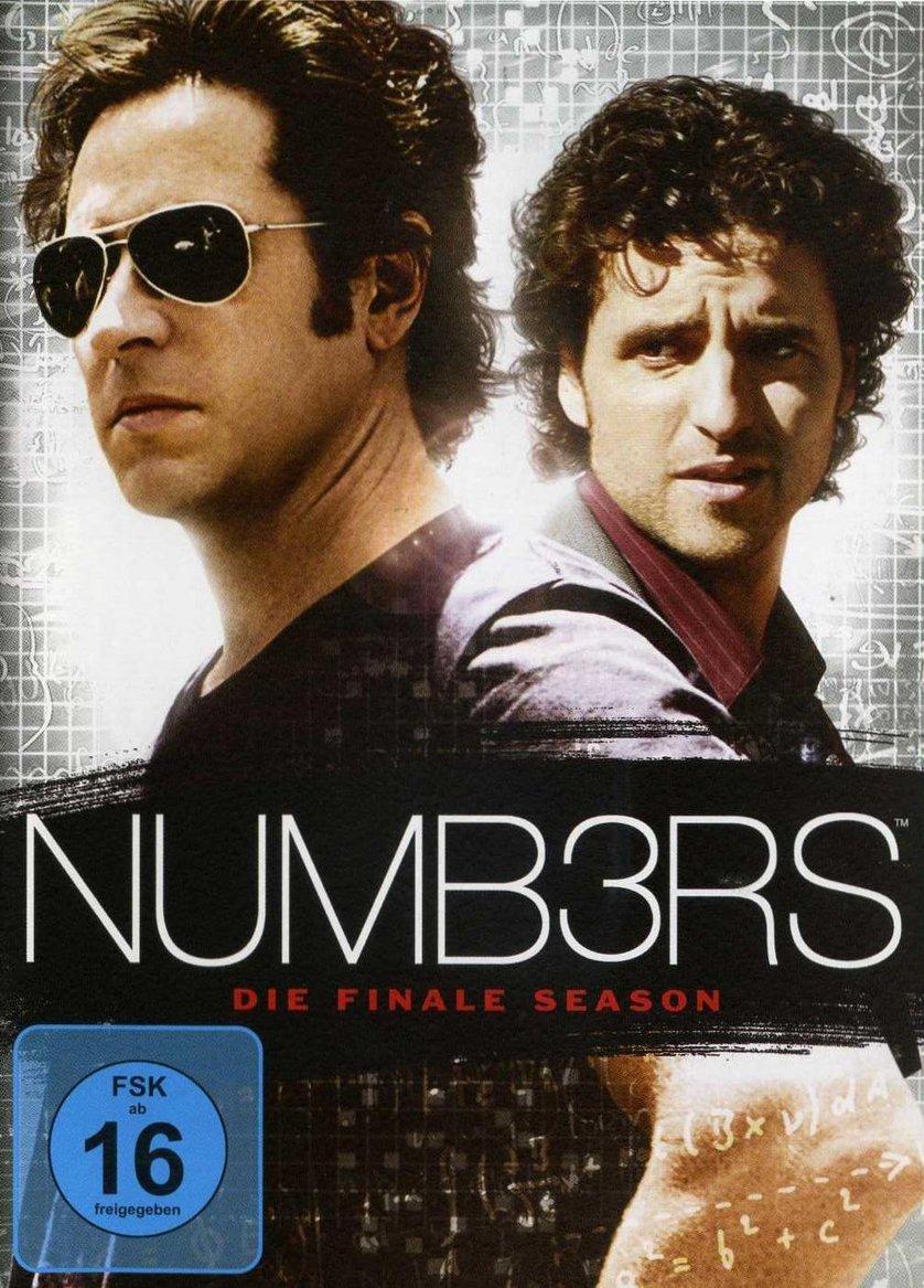 Numb3rs Staffel 7