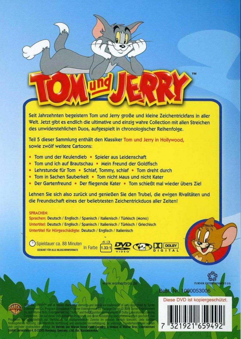 tom und jerry film deutsch