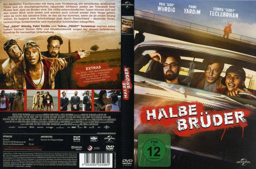 Halbe Brüder Auf Dvd