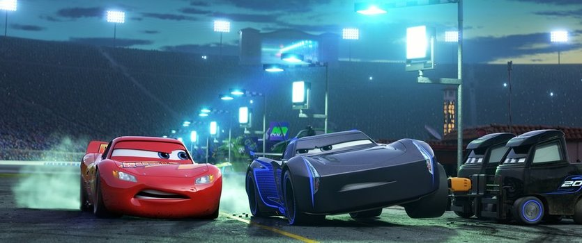 Cars 3 - Evolution