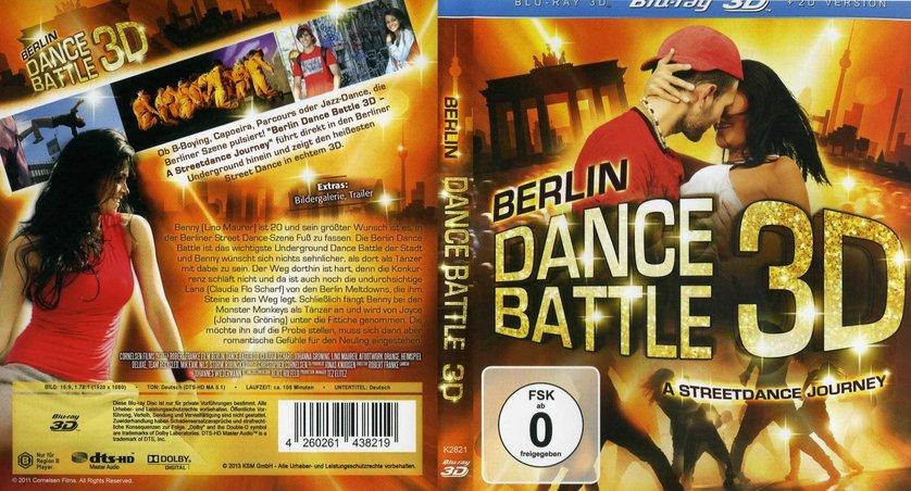 Berlin Dance Battle - Blu-ray Full-Cover