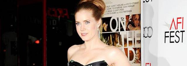 Amy Adams in The Master: Amy Adams hält Angsteinfluß wichtig für ihre Rollenwahl