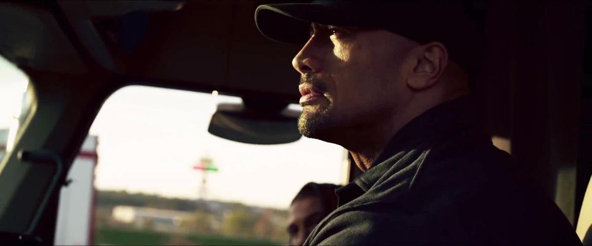 Dwayne Johnson in 'Snitch'© Tobis 2013