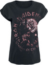 Iron Maiden Number Of The Beast T-Shirt schwarz used look powered by EMP (T-Shirt)