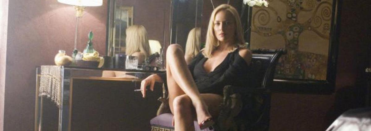 Sharon Stone: Sharon Stone wird Mutter eines Porno-Stars