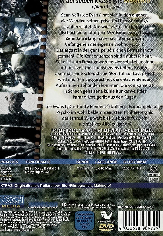 Freeze Frame: DVD oder Blu-ray leihen - VIDEOBUSTER.de