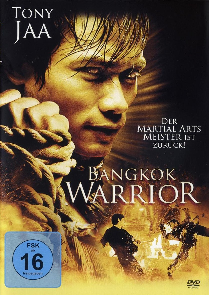 Bangkok Warrior 1996