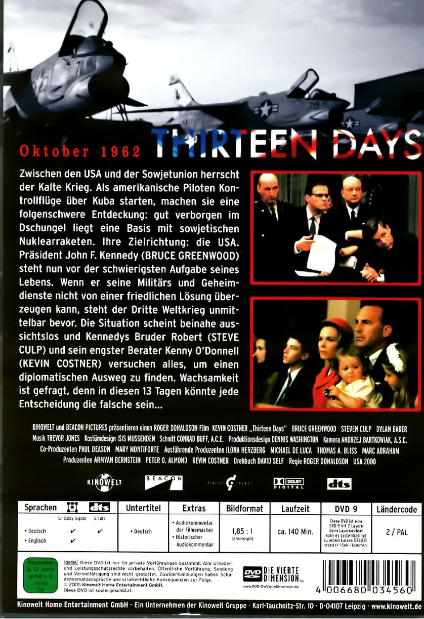 thirteen days stream deutsch