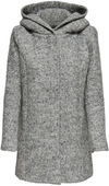 Only Sedona Boucle Wool Coat powered by EMP (Mantel)