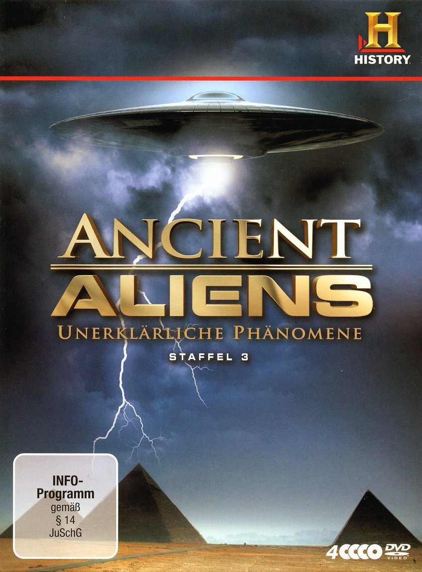 ancient aliens staffel 8