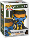 Halo Spartan Mark VII with VK78 Commando File Vinyl Figur 15 powered by EMP (Funko Pop!)