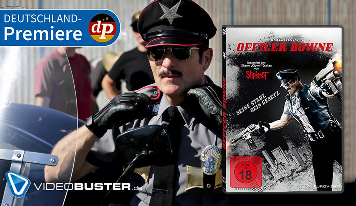 Officer Downe: Cop Officer Downe meldet sich zum Dienst!