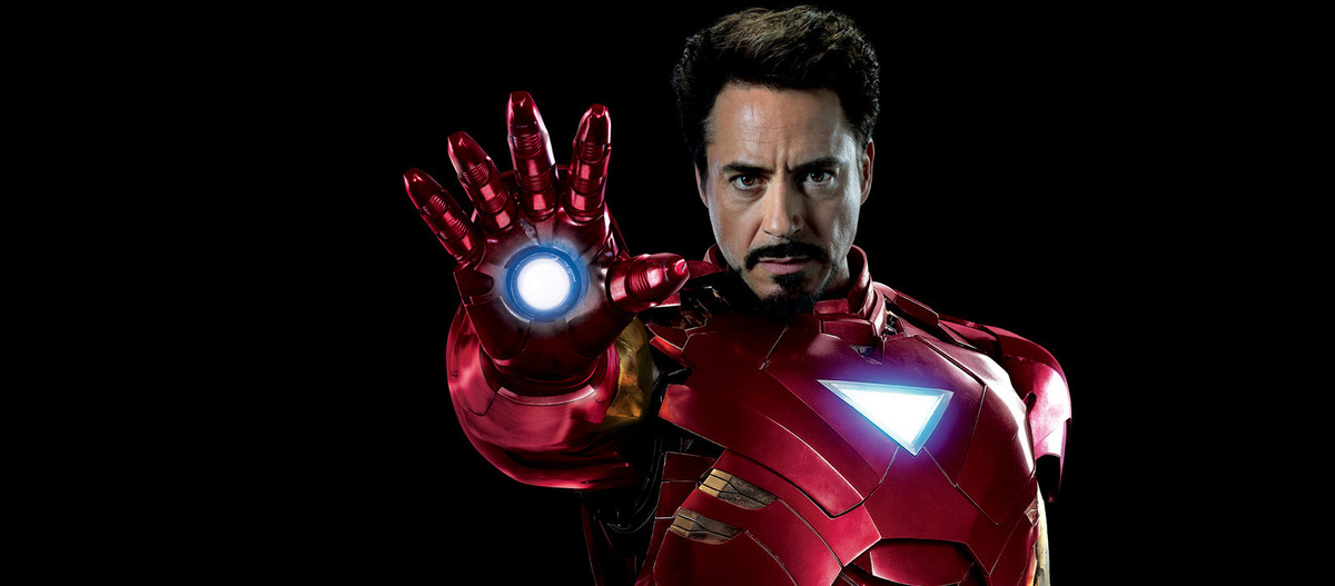 Robert Downey Jr. in 'The Avengers' © Walt Disney Studios 2012