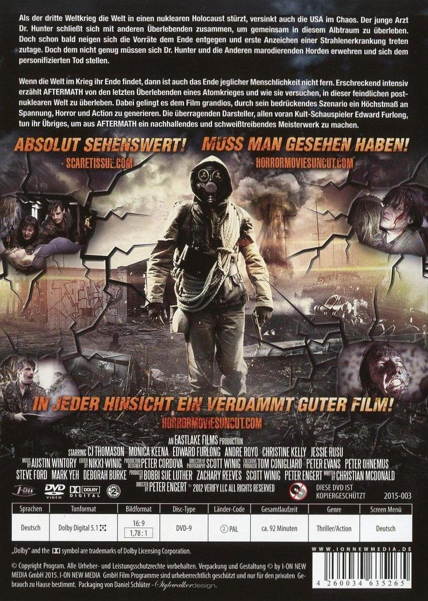 Aftermath Dvd Blu Ray Oder Vod Leihen Videobusterde