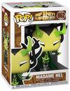 Marvel Infinity Warps - Madame Hel Vinyl Figur 862 powered by EMP (Funko Pop!)