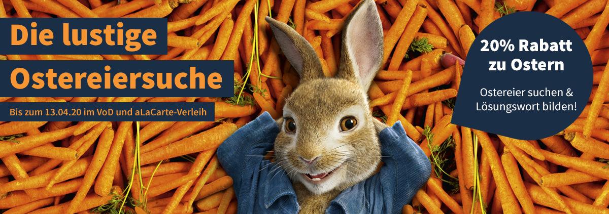 20% Rabatt zu Ostern: Wir bleiben Ostern im Nest: Satte Rabatte zum Fest!