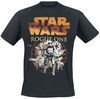 Star Wars Rogue One - Stormtrooper Elite Empire Soldier powered by EMP (T-Shirt)