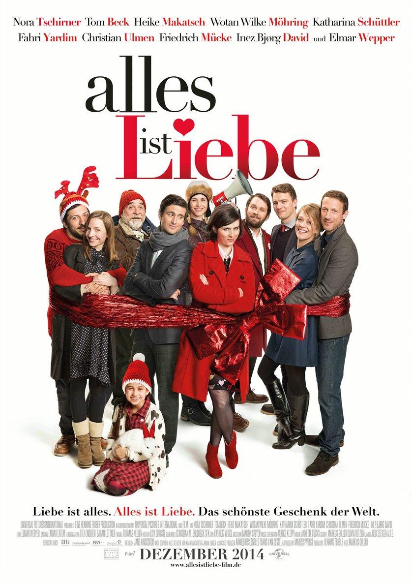 Alles ist Liebe: DVD oder Blu-ray leihen - VIDEOBUSTER.de