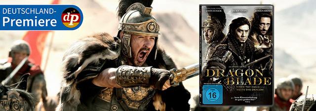 Dragon Blade: Deutschland-Premiere: Chan in Dragon Blade