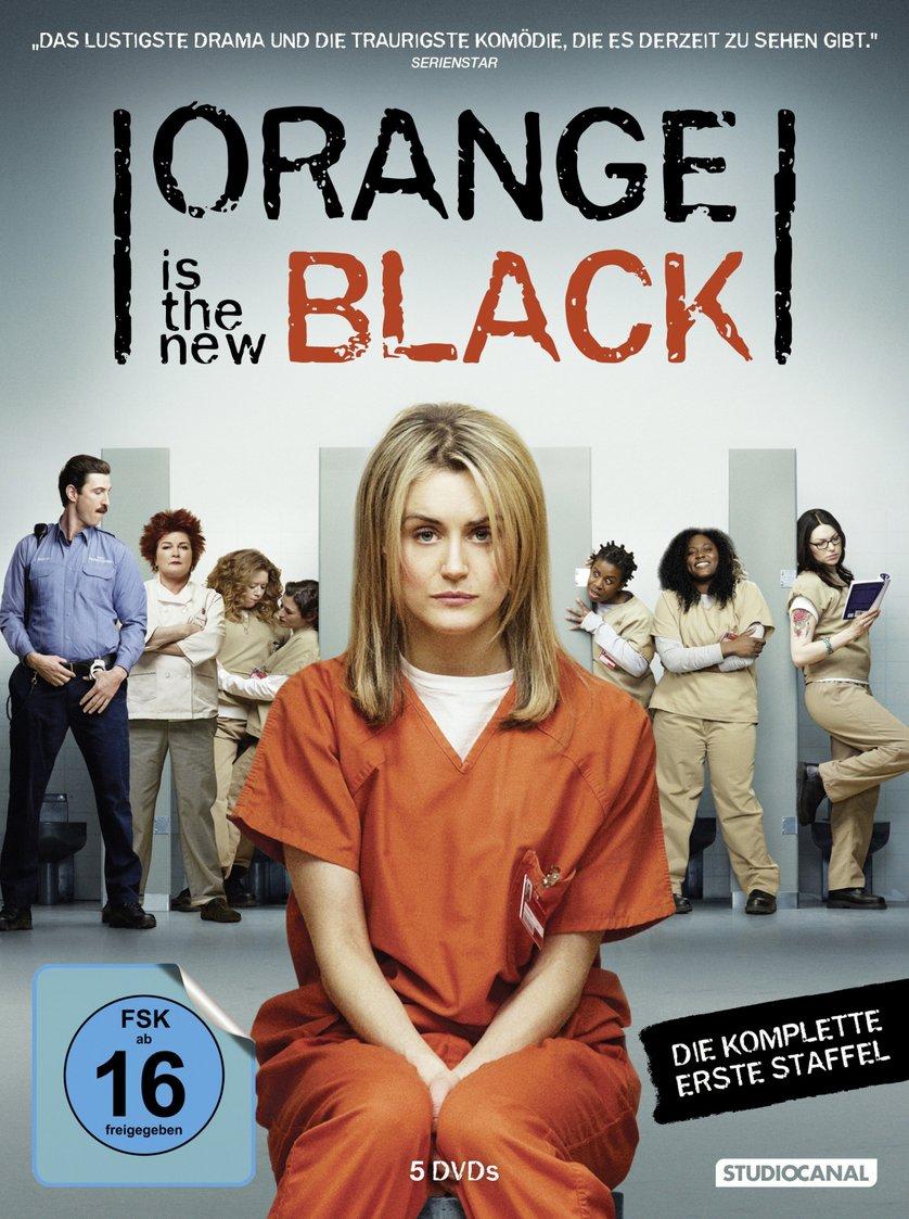 Orange Is the New Black - Staffel 1: DVD oder Blu-ray ...  Orange Is the N...