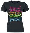Einhorn Always Be Yourself powered by EMP (T-Shirt)
