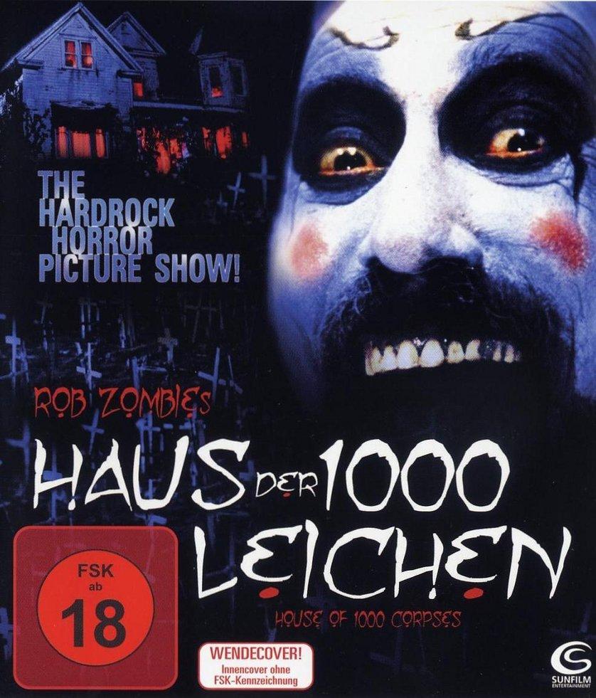Haus der 1000 Leichen: DVD, Blu-ray oder VoD leihen - VIDEOBUSTER.de