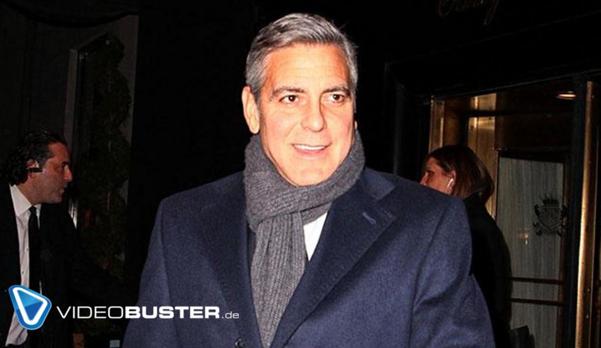 Berlinale: George Clooney wickelt Berlin um den Finger