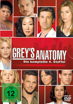 Grey's Anatomy - Staffel 4