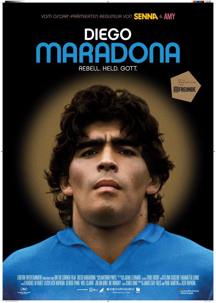 Diego Maradona: DVD, Blu-ray oder VoD leihen - VIDEOBUSTER.de