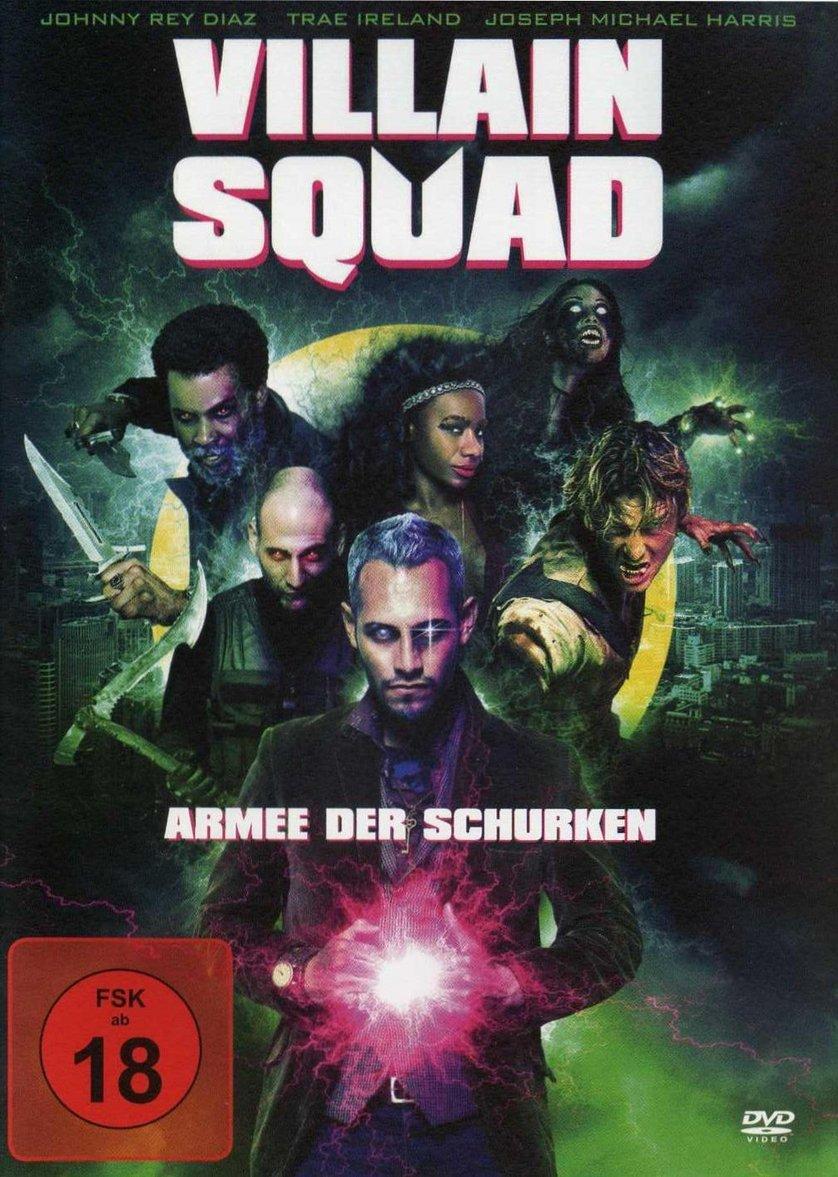 Villain Squad Trailer
