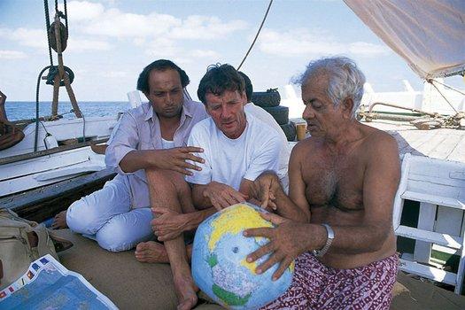 In 80 Tagen um die Welt - Eine Reise gegen die Zeit