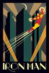 Iron Man Marvel Deco - Iron Man powered by EMP (Poster)