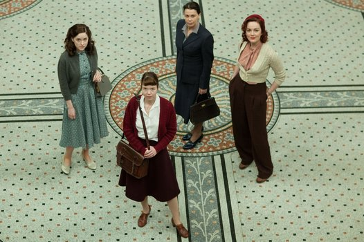 The Bletchley Circle - Staffel 1 + 2
